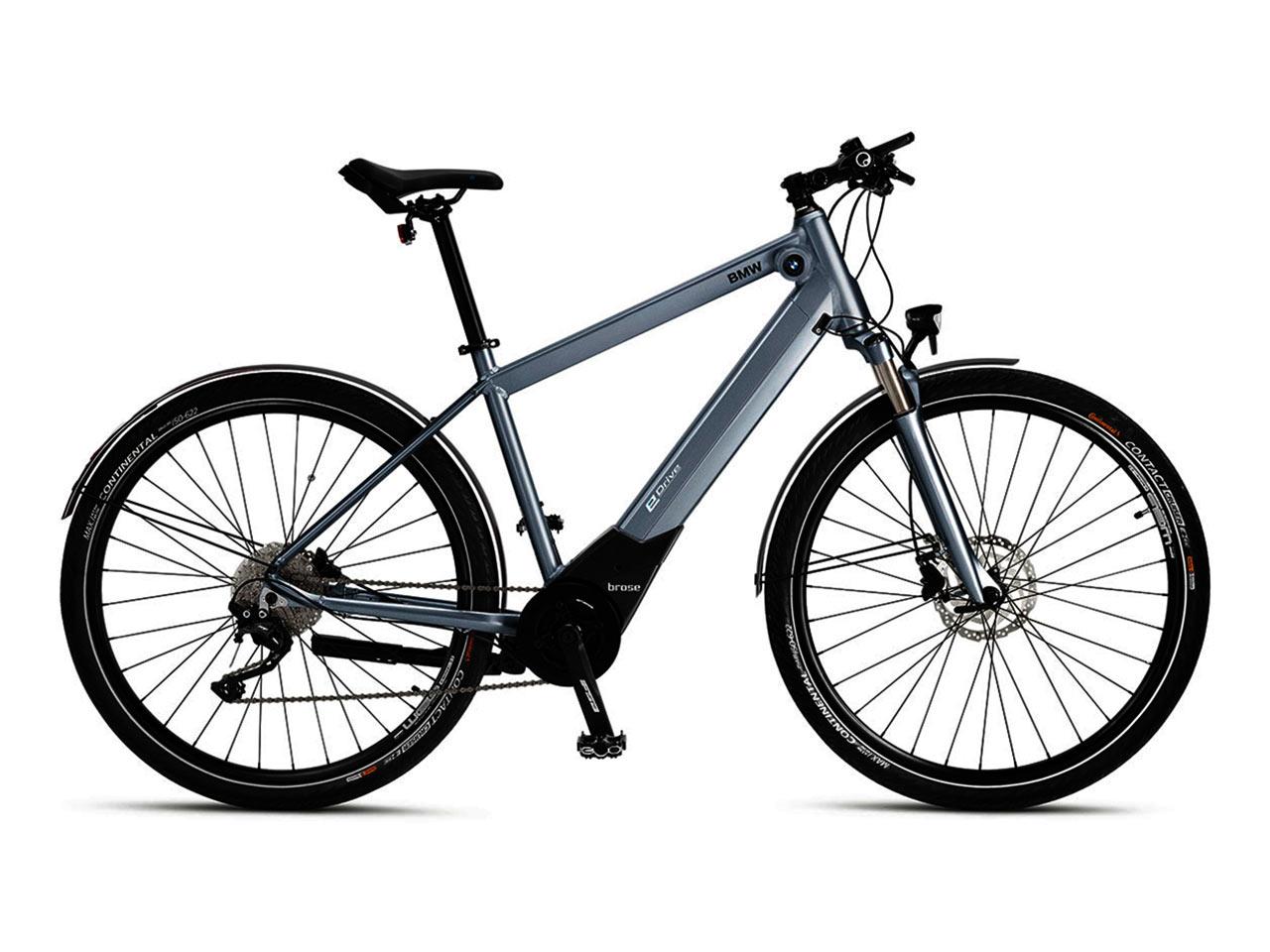 Ηλεκτρικό Ποδήλατο BMW Active Hybrid