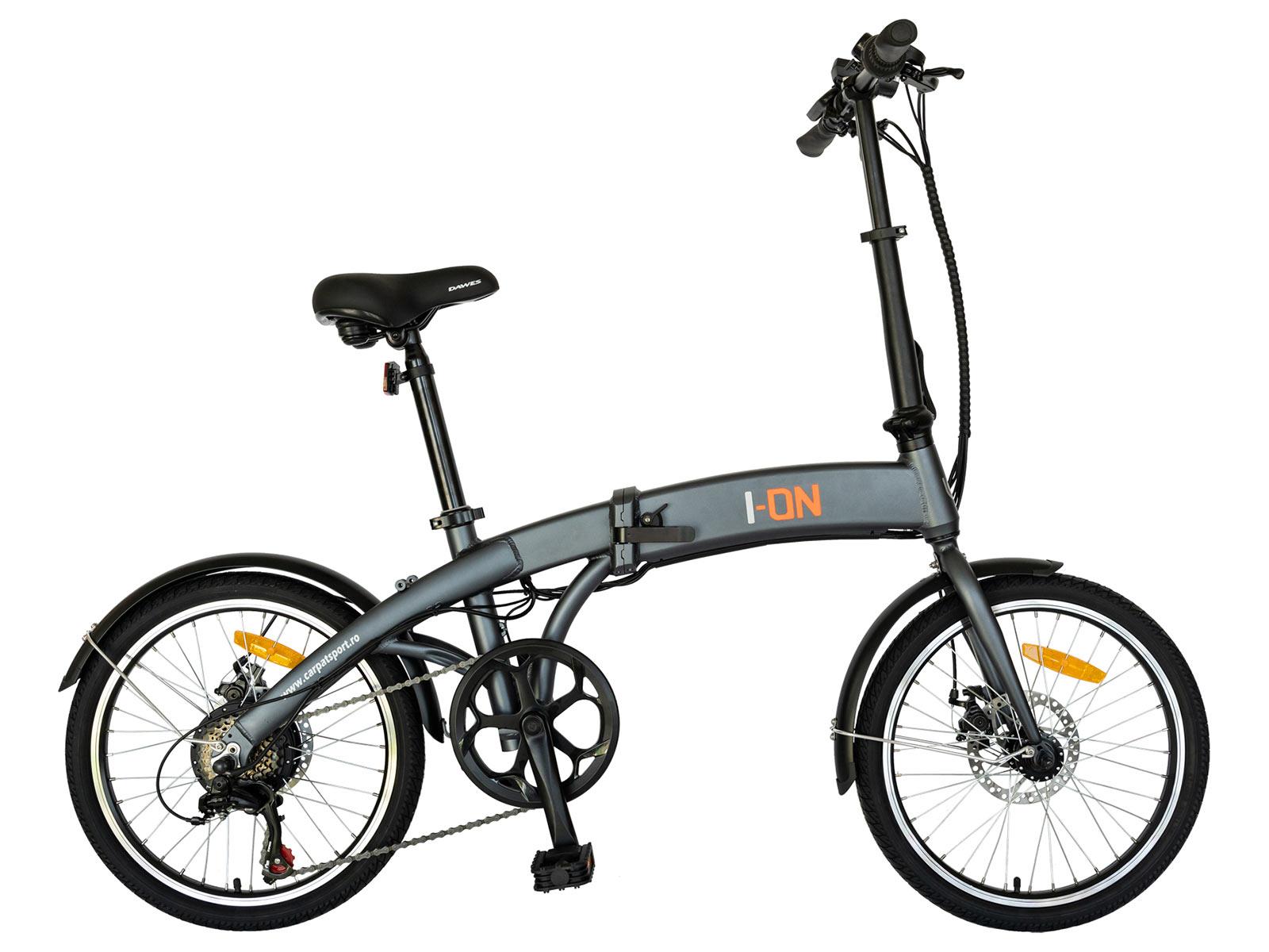 Ηλεκτρικό Ποδήλατο Carpat I-ON I1004E Αναδιπλούμενο
