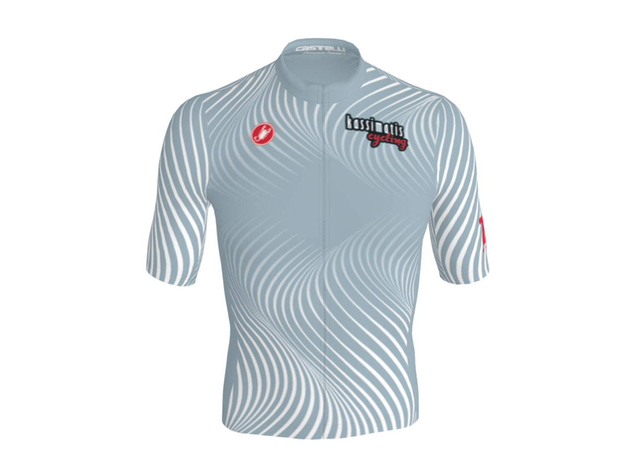 Castelli Kassimatis Cycling Competizione Jersey