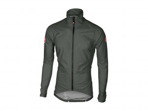 castelli-emergency-rain-jacket-forest-gray-front