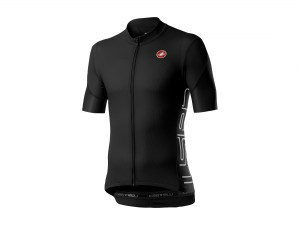 castelli-entrata-v-jersey-light-black-front