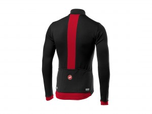 castelli-fondo-jersey-fz-black-red-back