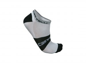 castelli-lowboy-socks-white-black