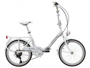 cinzia-sixties-aluminium-20-folding-city-bike-white