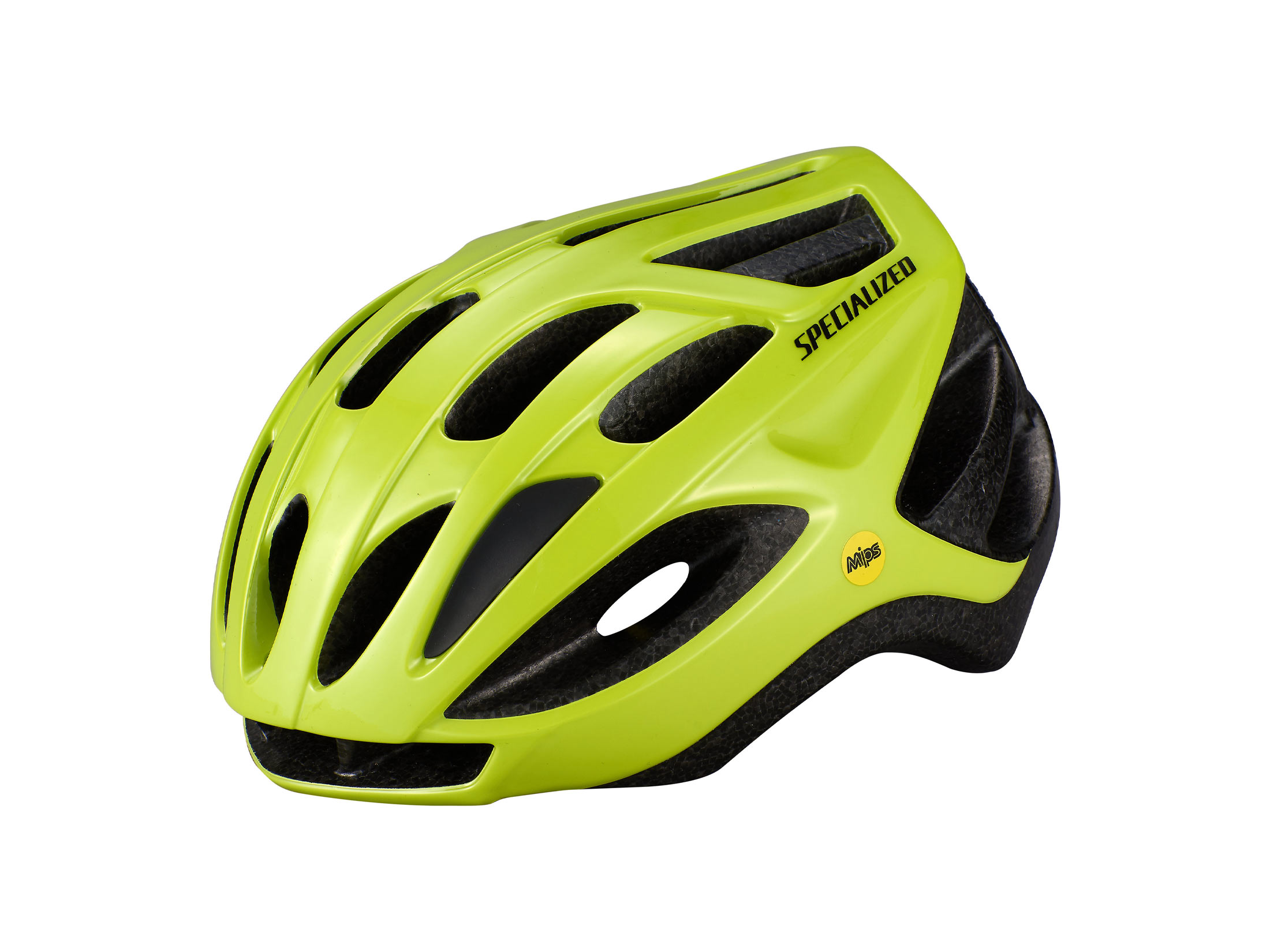 Specialized Align Helmet with Mips - Hyper Green