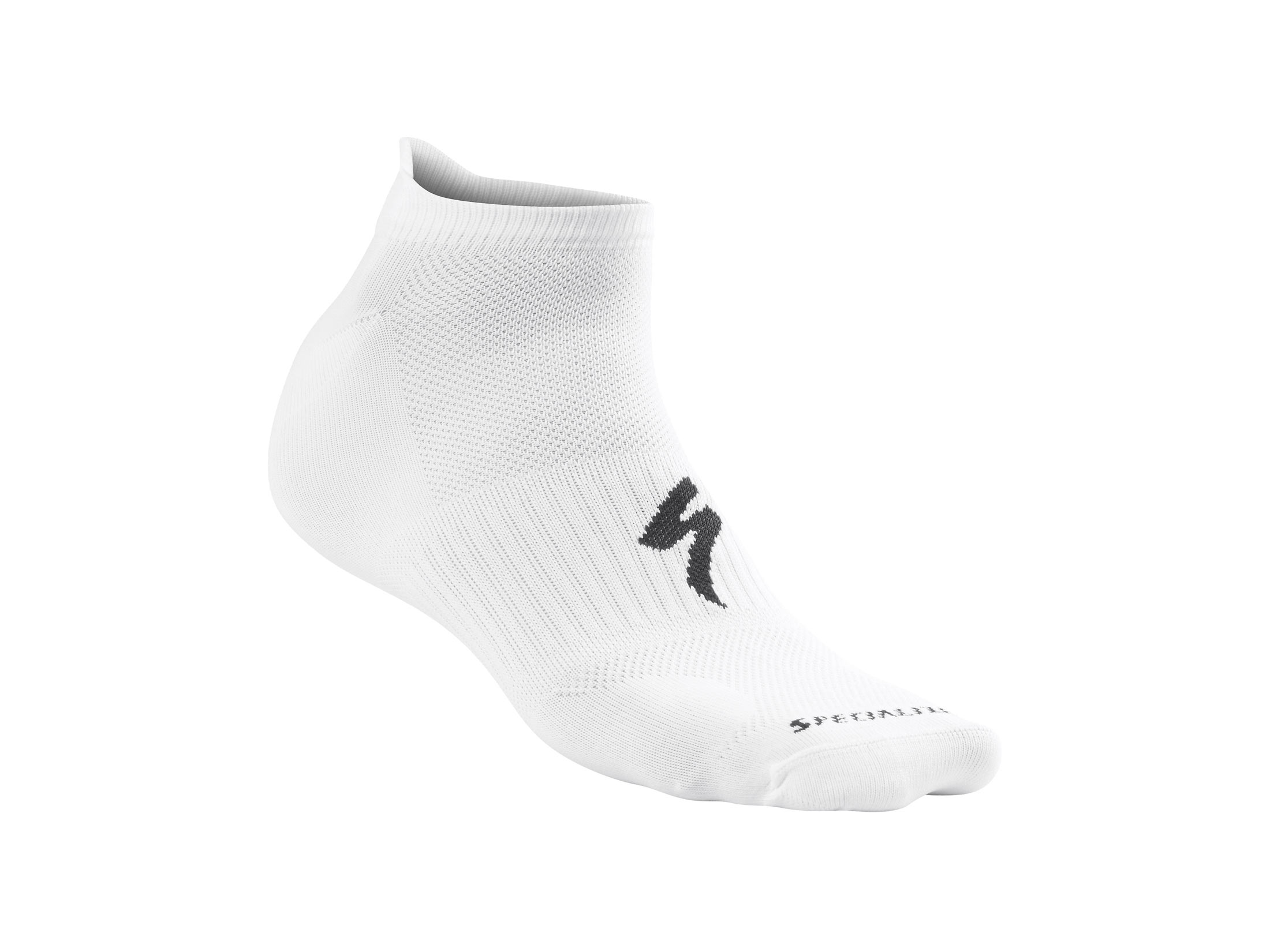 Κάλτσες Specialized Invisible - White