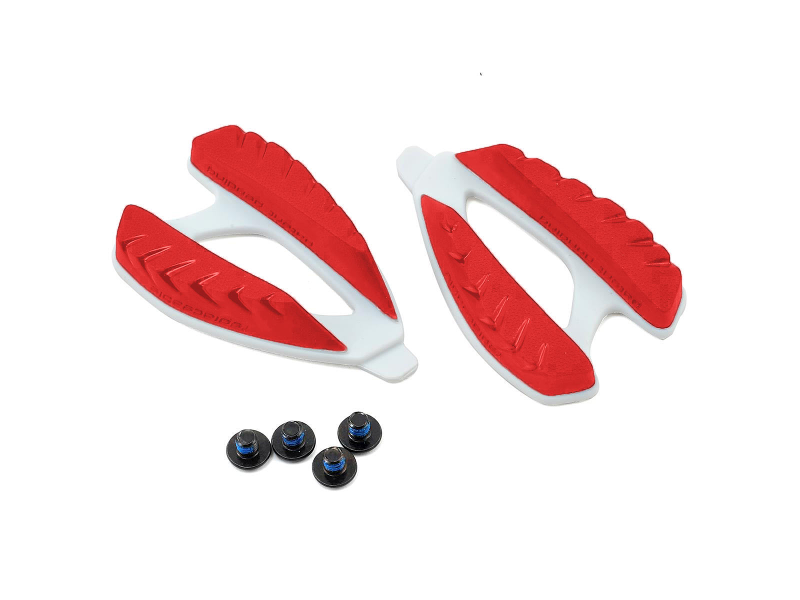Specialized Replacement Heel Lugs - Red