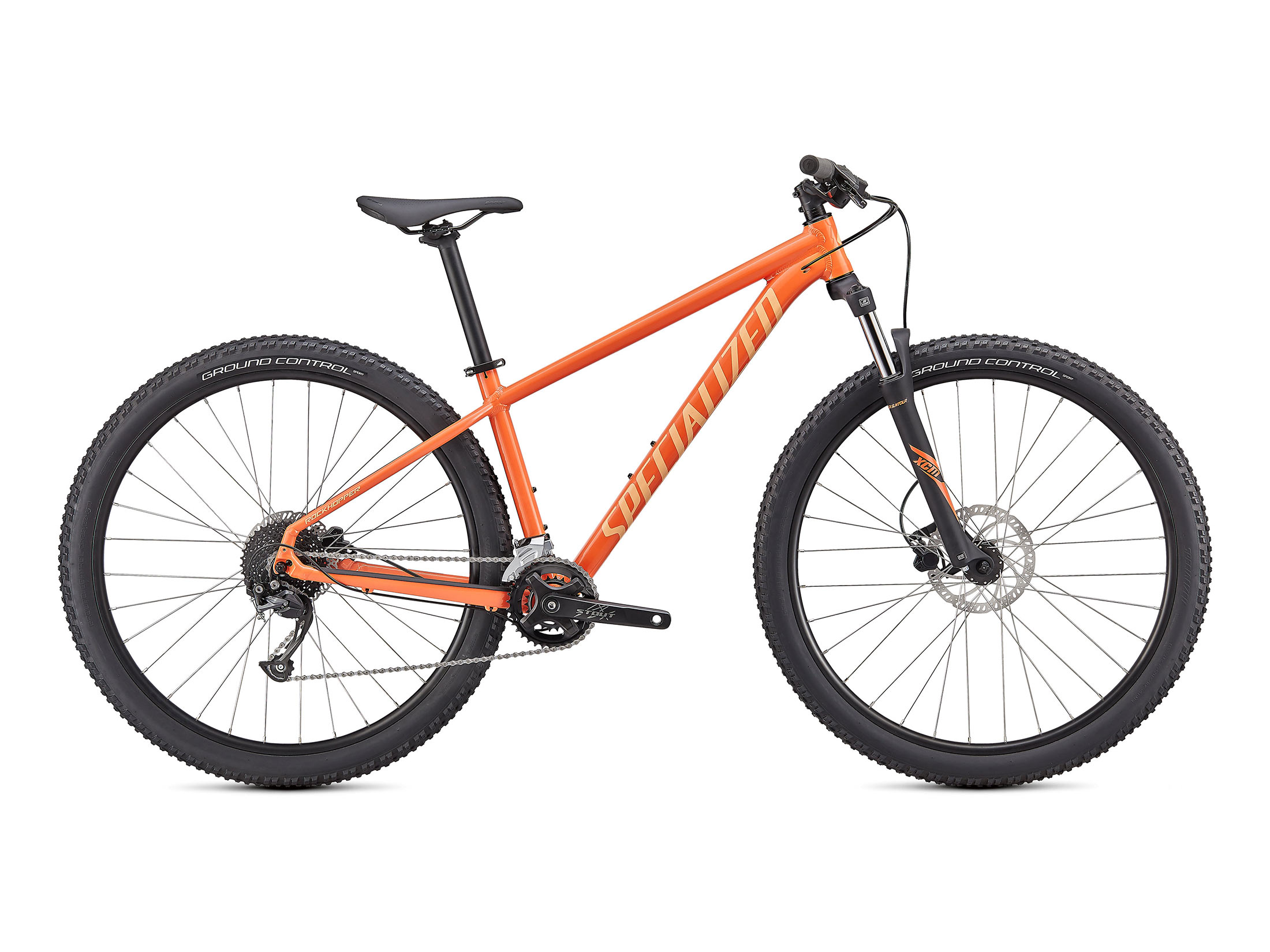 Ποδήλατο Specialized Rockhopper Sport 27.5 - Gloss Blaze / Ice Papaya
