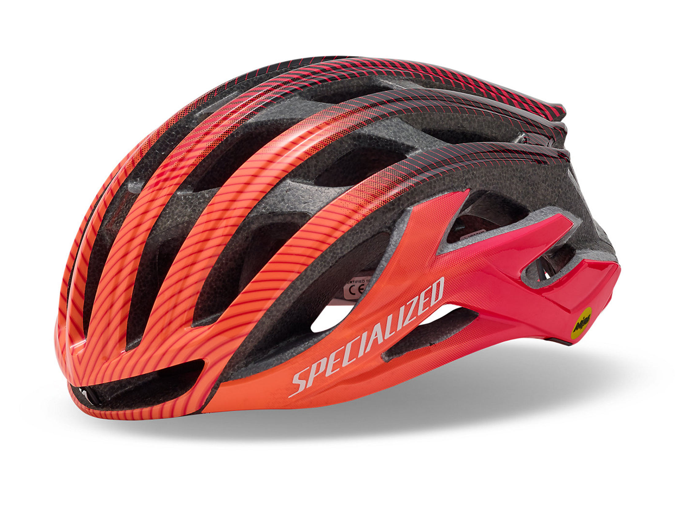 Specialized S-Works Prevail II Helmet with ANGi - Down Under Limited (Medium)