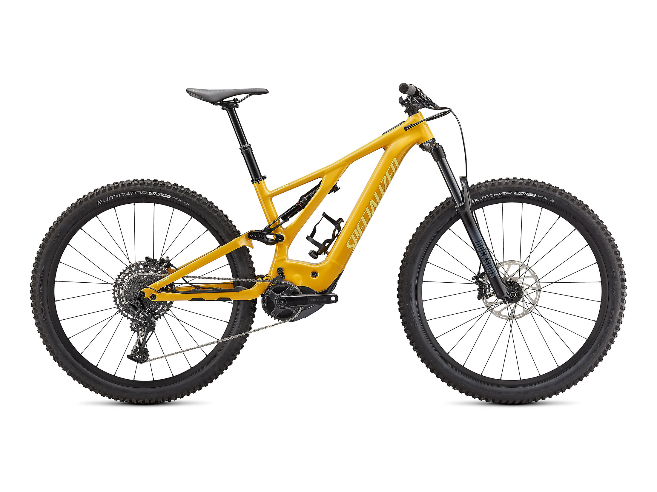 Specialized Turbo Levo e-Bike - Brassy Yellow