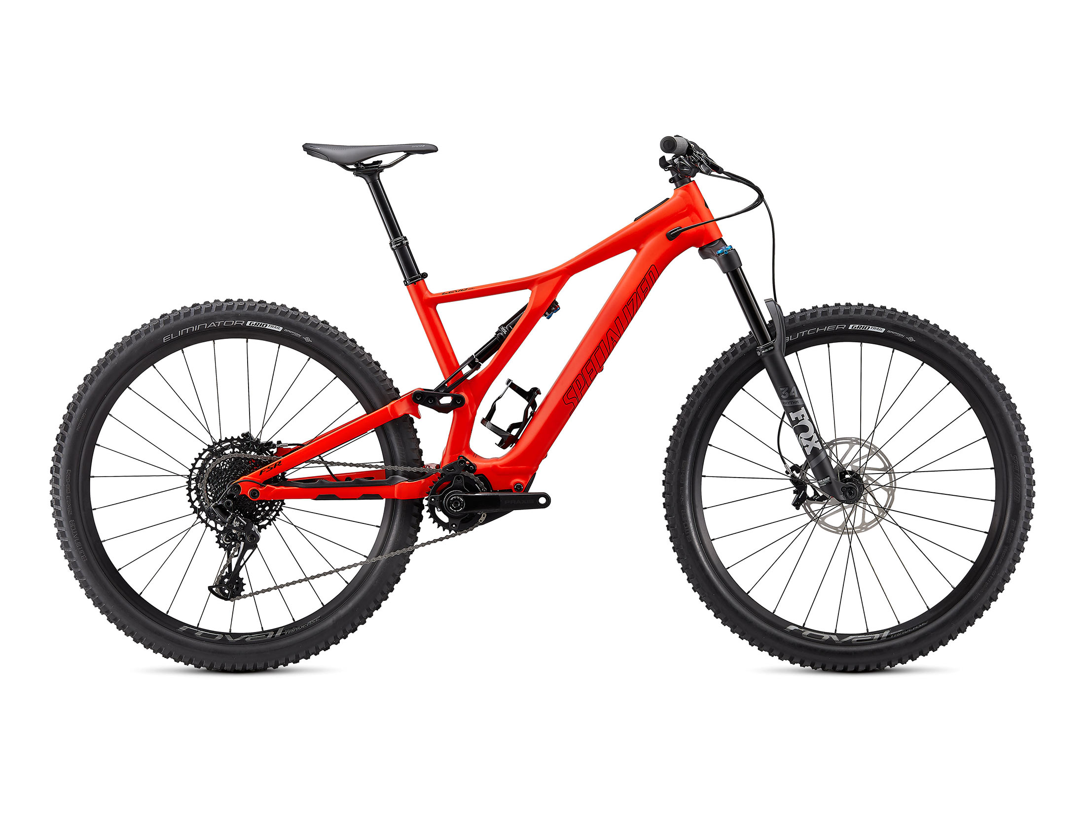 Ηλεκτρικό Ποδήλατο Specialized Turbo Levo SL Comp - Rocket Red / Black